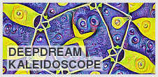DeepDream Kaleidoscope