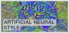 Artificial neural style