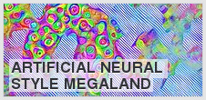 Artificial neural style MegaLand